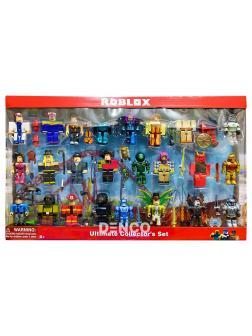 Коллекционный набор Роблокс Ultimate Collectors 869023 / 24 фигурки