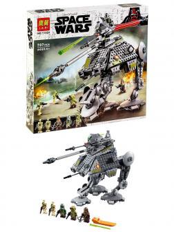 Конструктор Lari «Шагоход-танк АТ-AP» 11424 (Star Wars 75234) / 707 деталей