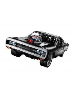 Конструктор Lari «Dodge Charger Доминика Торетто» 11511 (Technic 42111) / 1077 деталей