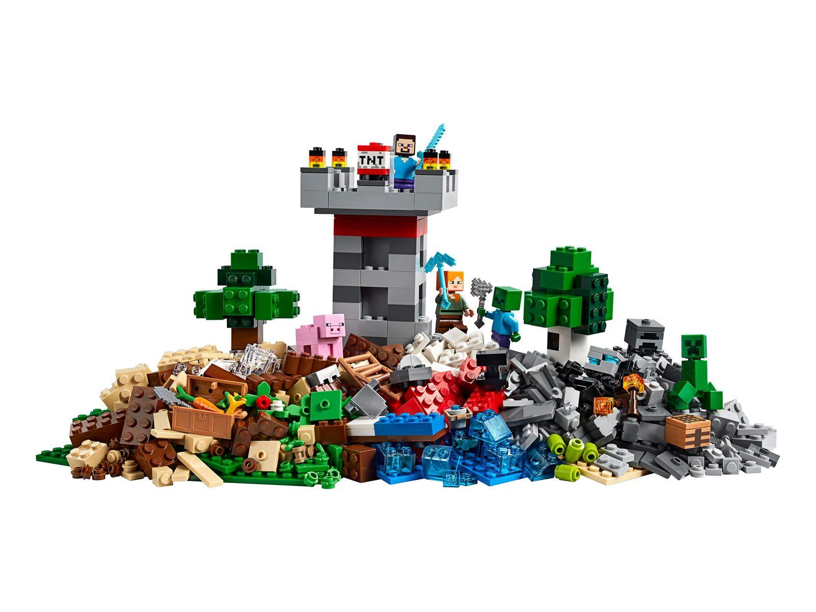 лего майнкрафт купить в москве #8