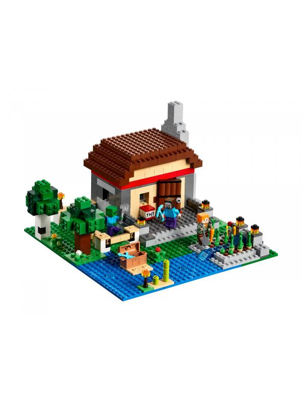 Конструктор Lari «Набор для творчества 3.0» 11478 (Minecraft 21161) 582 детали