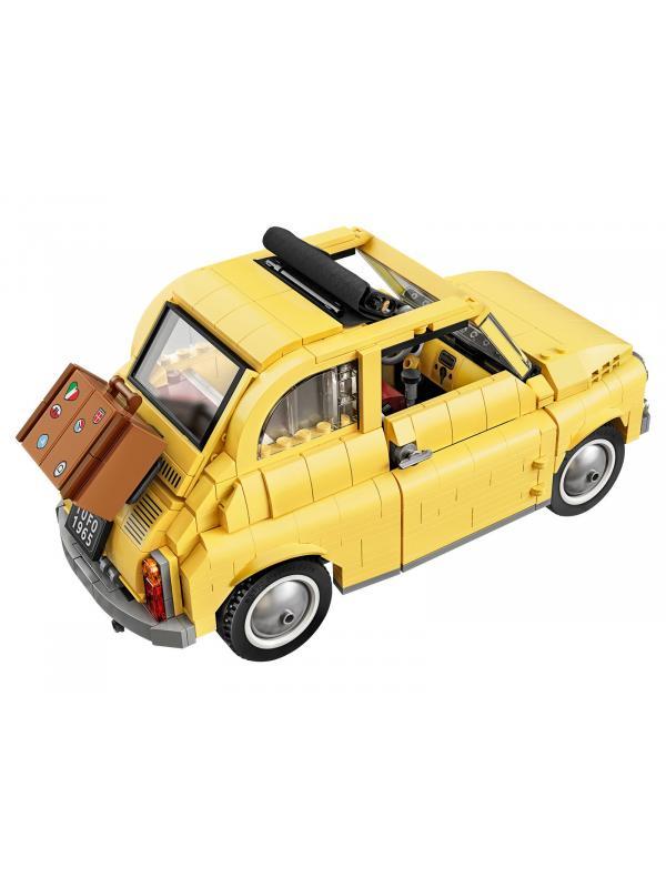 Конструктор Lari «Fiat 500» 11509 (Creator Expert 10271) 960 деталей