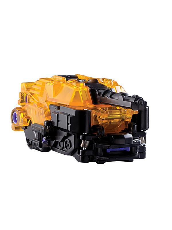 Машинка-трансформер «Ти-Реккер» Дикие Скричеры 2 уровень  (Screechers Wild)