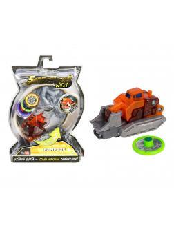 Машинка-трансформер «Рампид» Дикие Скричеры 2 уровень (Screechers Wild)