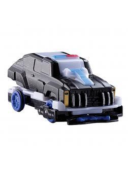 Машинка-трансформер «Смоки» Дикие Скричеры 2 уровень (Screechers Wild)
