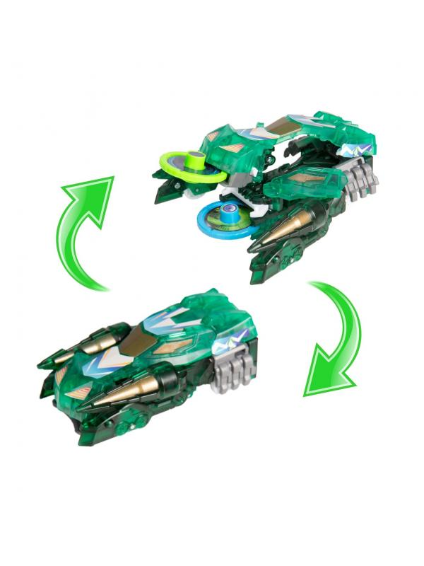 Машинка-трансформер «Скорпиодрифт» Дикие Скричеры 3 уровень (Screechers Wild)