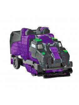 Машинка-трансформер «Найтвижн» Дикие Скричеры 2 уровень (Screechers Wild)