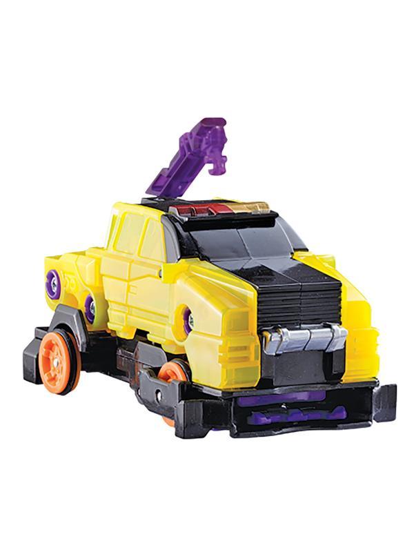 Машинка-трансформер «Ви-Бон» Дикие Скричеры 2 уровень (Screechers Wild)