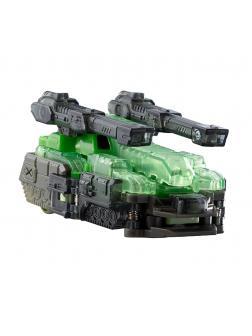 Машинка-трансформер «Крокшок» Дикие Скричеры 2 уровень (Screechers Wild)