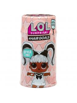 Кукла L.O.L. Surprise #HAIRGOALS (Кукла ЛОЛ с Волосами) 556220