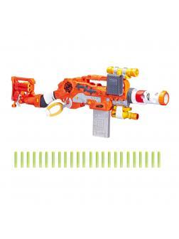 Бластер НЕРФ Зомби Страйк «Выживший» (Nerf Zombi Strike Scravenger) E1754EU4 Hasbro