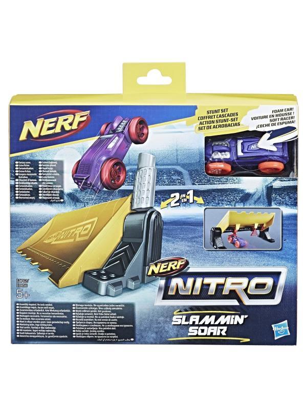 Аксессуары НЕРФ Нитро «Трамплин» (Nerf Nitro Tramplin) E0856EU4 Hasbro