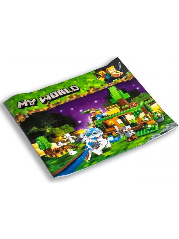 Конструктор «Битва за сокровища» 11138  Minecraft / 327 деталей