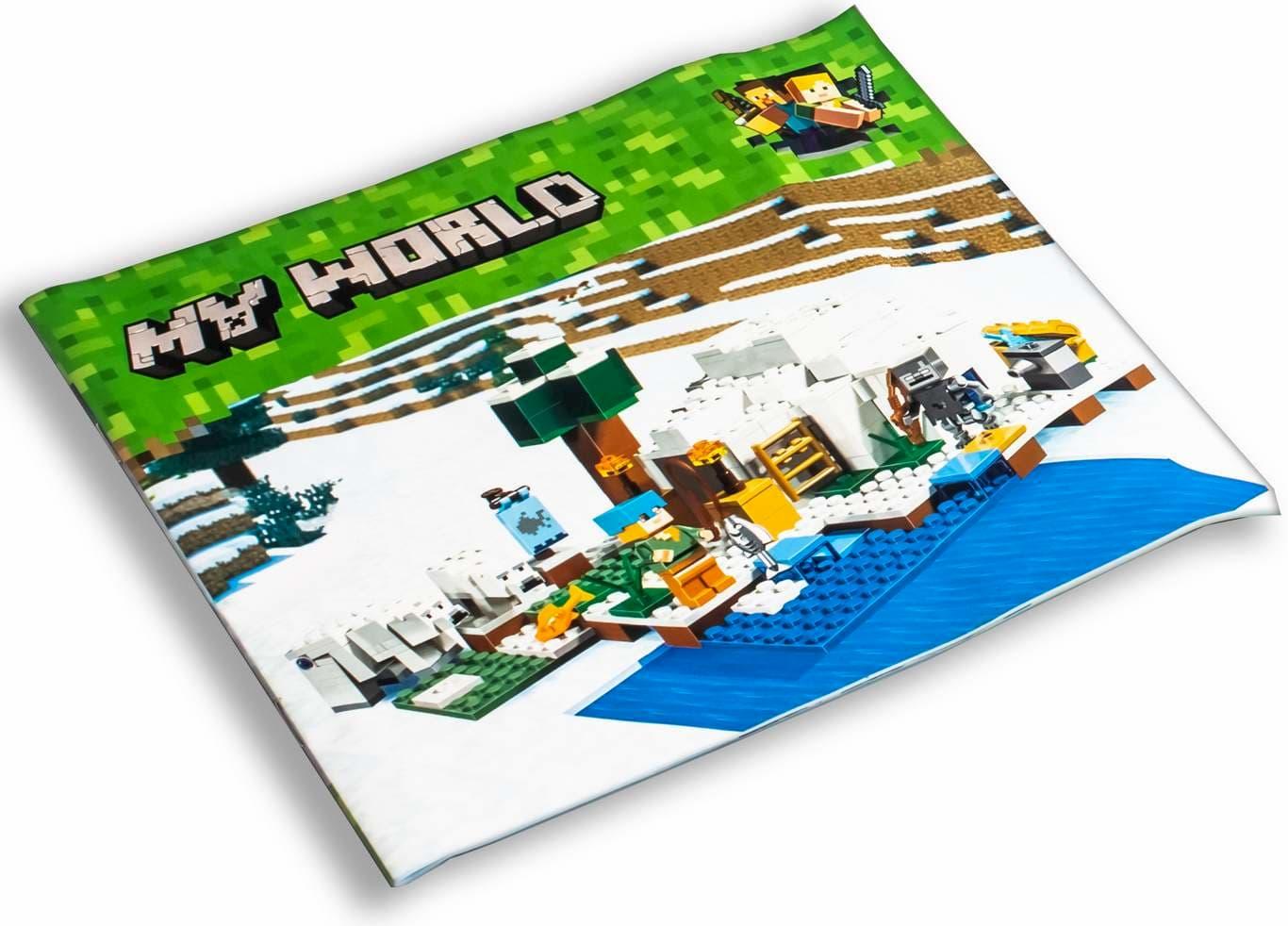 Конструктор «Иглу» 10811 (Minecraft  21142) / 284 деталей