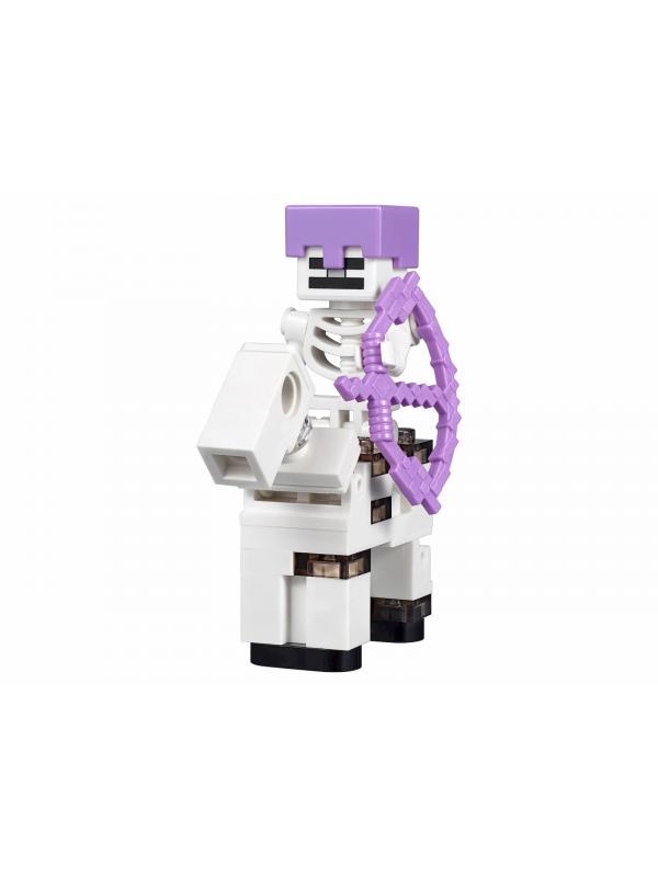 Конструктор «Нападение армии скелетов» 10989 (Minecraft 21146) / 463 детали