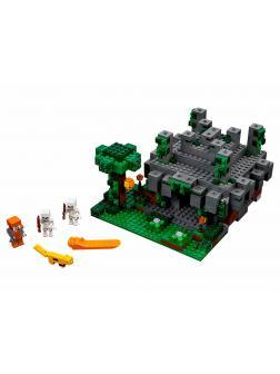 Конструктор Bl «Храм в джунглях» 10623 (Minecraft 21132), 604 детали
