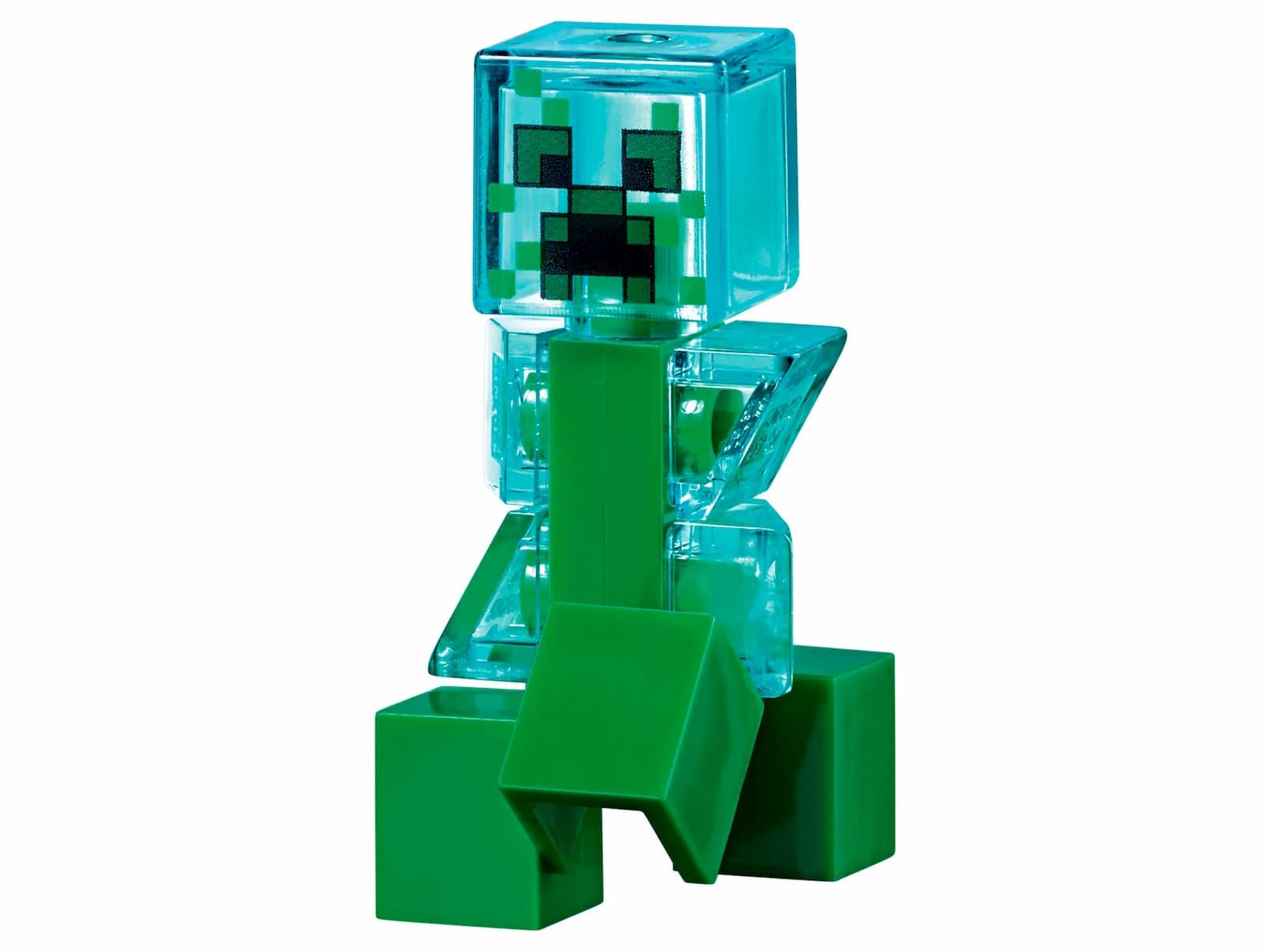 Конструктор Ll «Горная пещера» 33175 (Minecraft 21137) / 2164 детали