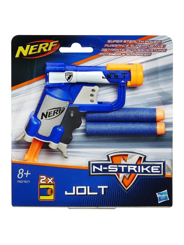 Игрушечный Бластер НЕРФ Элит Н-Страйк Джолт (NERF Elite N-Strike Jolt) A0707EU6