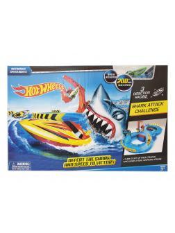 Игровой набор Hot Wheels «Резервуар с акулой»