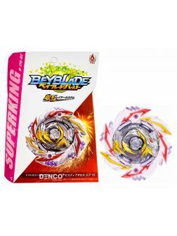 Волчок BEYBLADE Burst «Абус Диаболос Д7» (Abyss Diabolos 5 Fusion' 1S) B-170-02 от Flame с Запускателем
