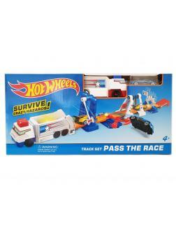 Игровой набор Hot Wheels «Полоса препятствий»