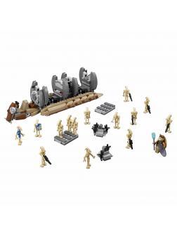 Конструктор Bl «Перевозчик боевых дроидов» 10374 (Star Wars 78086) 565 деталей