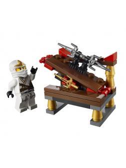 Конструктор Bl «Спрятанный меч» 9777 (НиндзяГо 30086) 20 деталей