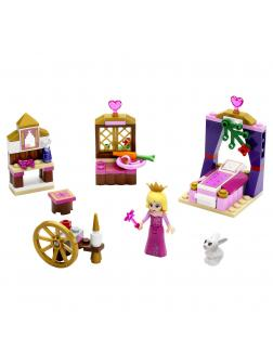 Конструктор Bl «Спальня Спящей красавицы» 10433 (Disney Princess 41060) 97 деталей