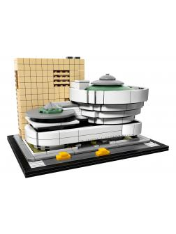Конструктор Bl «Музей Соломона Гуггенхейма» 10679 (Architecture 21035) 744 детали