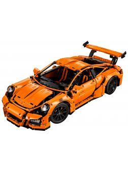 Конструктор Decool «Porsche 911 GT3 RS» 3368A (Technic 42056) / 2728 деталей