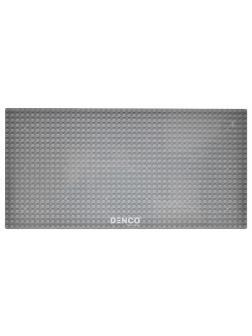 Строительная пластина для конструктора ЛЕГО 12x22.5 см / Светло-серая