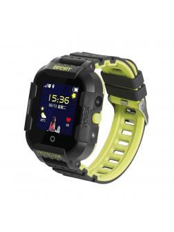 Детские часы с GPS Smart Baby Watch «Sport» KT03 / Черный