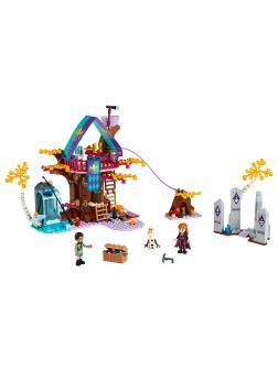 Конструктор JACK «Заколдованный домик на дереве» 70004 (Disney Princess 41164) 360 деталей