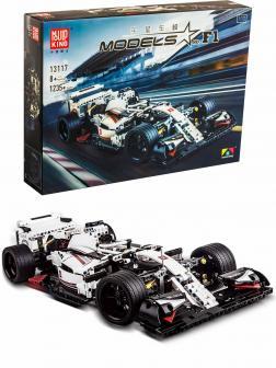 Конструктор Mould King «Гоночный автомобиль Formula-1» 13117 (MOC 31313) / 1235 деталей