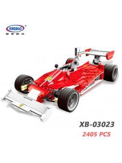 Конструктор XINGBAO «Феррари F1» XB-03023 2405 деталей