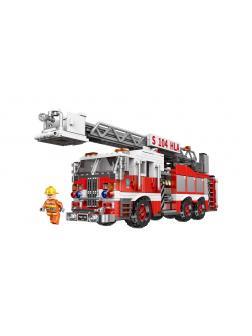 Конструктор XINGBAO «Пожарная машина ТПЛ» XB-03031 / 711 деталей
