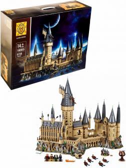 Конструктор Lion King «Замок Хогвартс» 180055 (Harry Potter 71043) / 6739 деталей