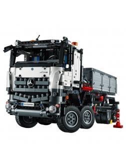 Конструктор LION KING «Mercedes-Benz Arocs 3245» 180097 (Technic 42043) 3239 деталей