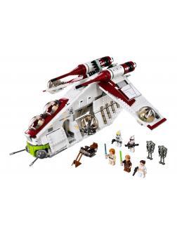 Конструктор LION KING «Республиканский истребитель» 180012 (Star Wars 75021) 1228 деталей