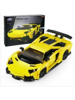 Конструктор XINGBAO «Lamborghini Aventador Super Veloce» 03008 (Technic) 834 детали