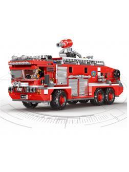 Конструктор XINGBAO «Пожарная автоцистерна» 03030 (Technic) 720 деталей