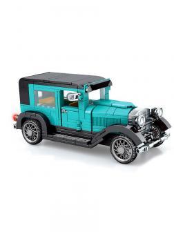 Конструктор Sembo Block «Ретро автомобиль Ford 1930 Model A» 607401 / 330 деталей