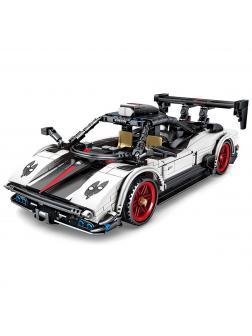 Конструктор Sembo Block «Спорткар Pagani» 701653 / 608 деталей