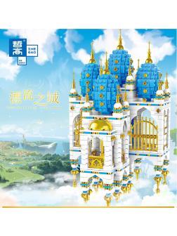 Конструктор ZHE GAO «Небесный Замок» QL0959 (Castle) 3206 деталей