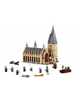 Конструктор King «Большой зал Хогвартса» 83030 (Harry Potter 75954) 983 детали