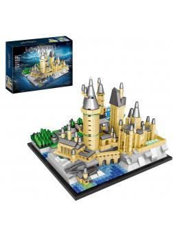 Конструктор PRCK «Замок Хогвартс» 69508 Harry Potter / 1348 деталей