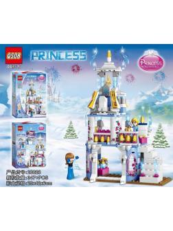 Конструктор QS08 «Принцессы в замке» 20028 (Disney Princess) 347 деталей