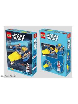 Конструктор QS08 Star Wars 88036 (Star Wars) 63 детали