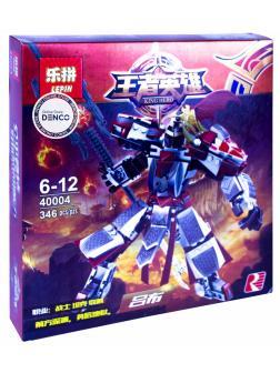 Конструктор Lp «Робот - ниндзя» 40004 (НиндзяГо) / 320 деталей