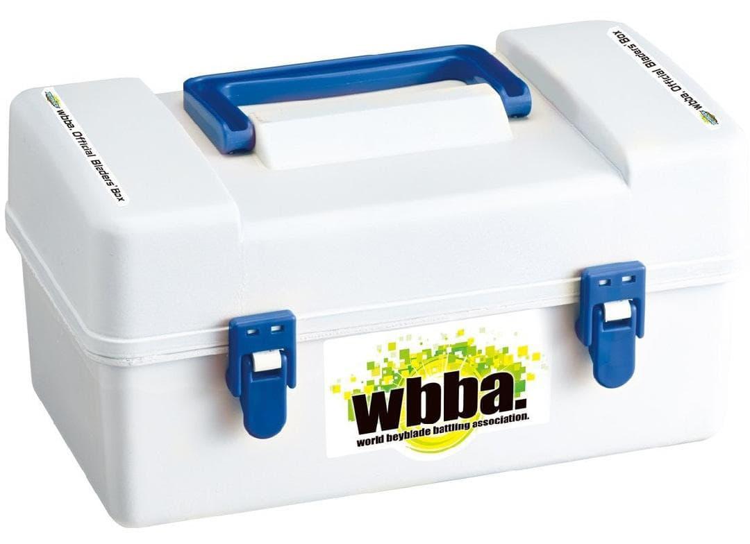 Набор «Чемпион» Wbba. Official Blader's с 8 Волчками, Кейс-боксом и Профессиональным Пускателем